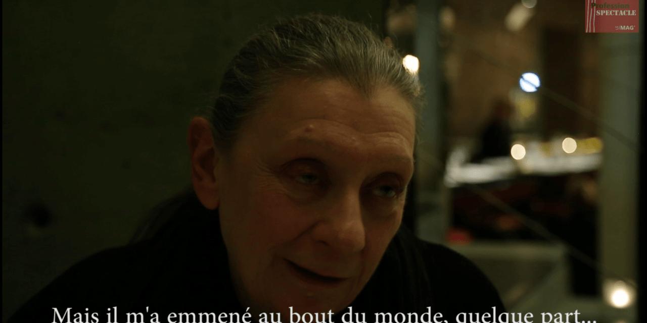VIDÉO. L'œuvre-choc d'Anne Delbée, comédienne, écrivaine et metteure en scène française