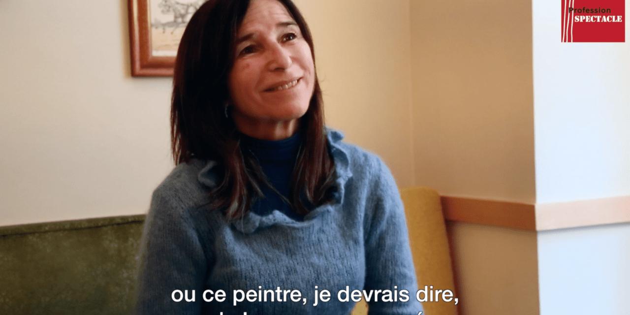 VIDÉO. L'œuvre-choc de Lilo Baur, actrice et metteure en scène