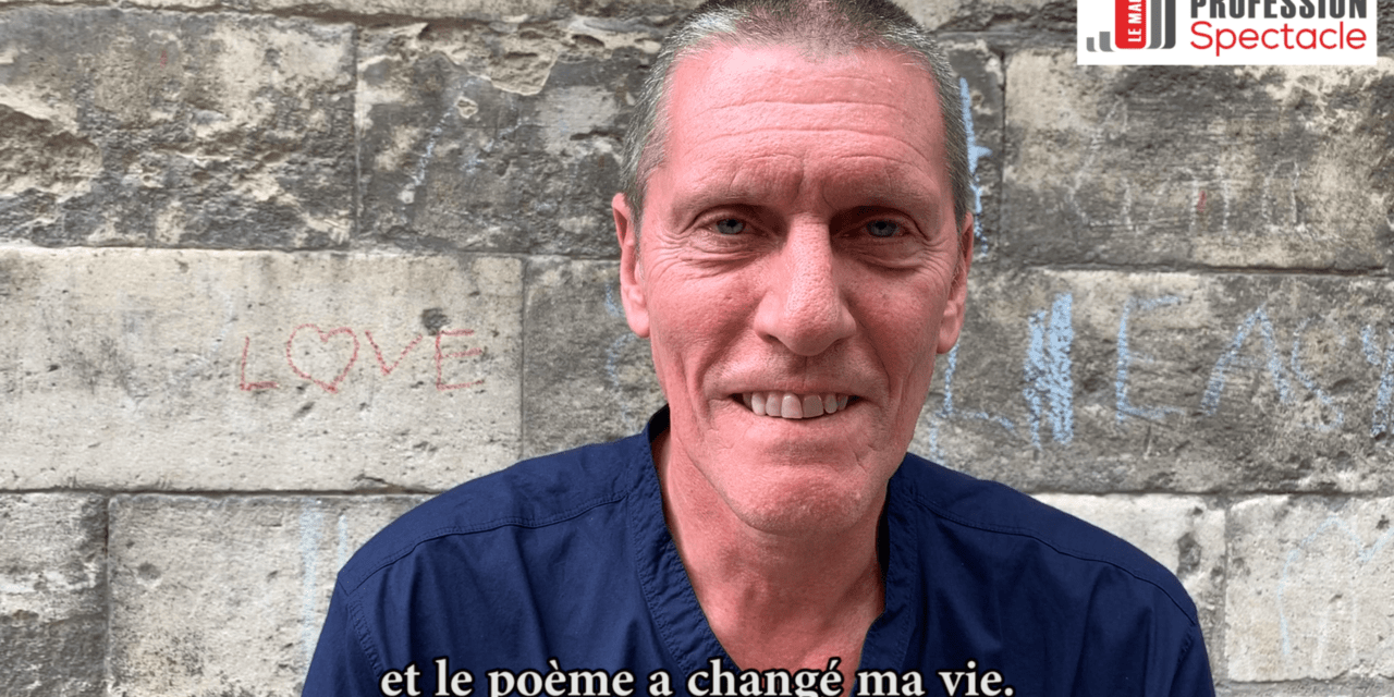 VIDÉO. L'œuvre-choc du grand comédien Philippe Girard
