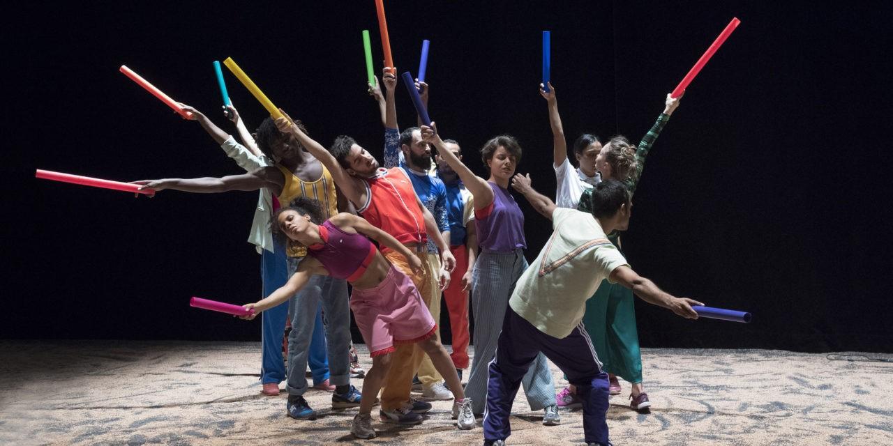 Danse – Héla Fattoumi & Éric Lamoureux poussent un cri d'humanité furieusement rythmé