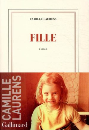 Camille Laurens, Fille, Gallimard couverture