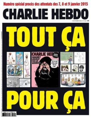 Charlie Hebdo Tout ça pour ça