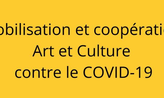 Face à la crise, des organisations artistiques en appellent à une revitalisation culturelle et citoyenne
