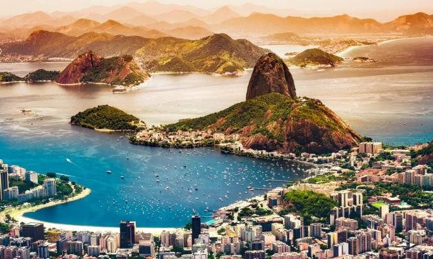 22 octobre 1918: c'est bref, le printemps, au Brésil