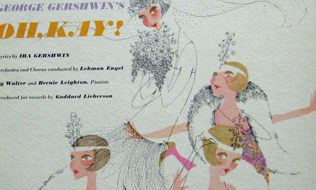 8 novembre 1926: ok, on ne voit ça qu'à Broadway (ou presque) !