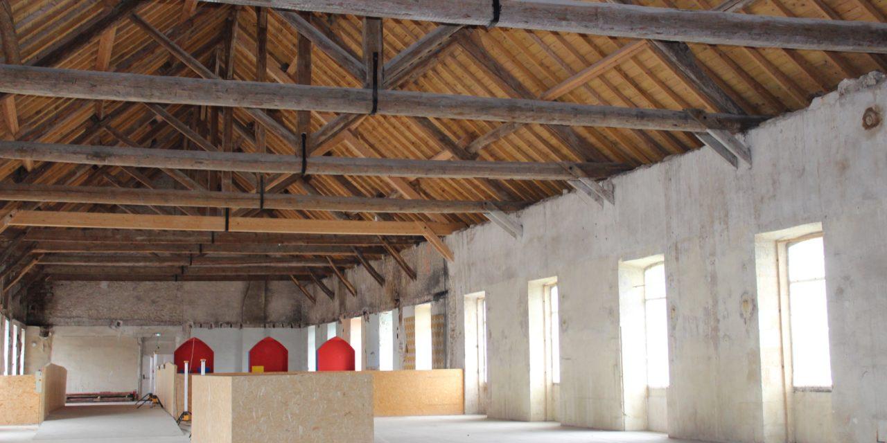 La Cité du Mot : un monastère restauré qui accueille des artistes étrangers et réfugiés en résidence