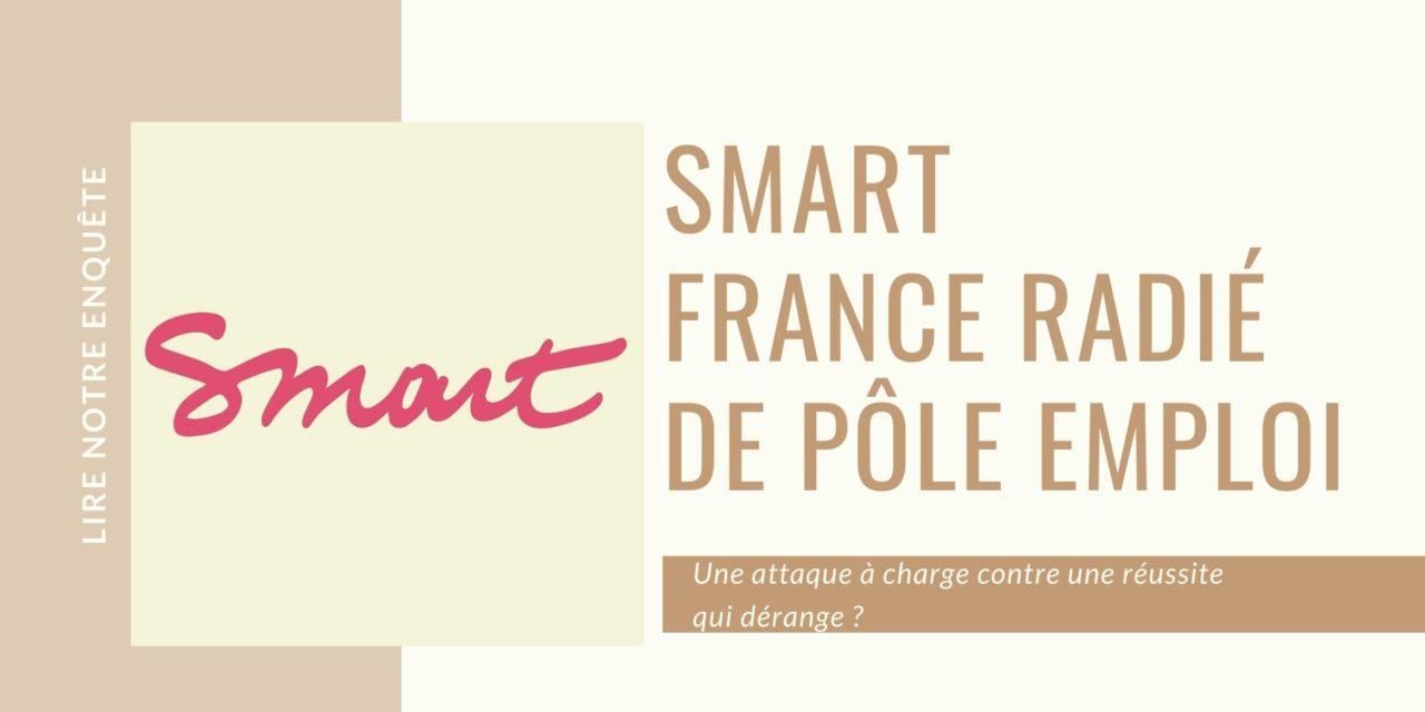 Smart France radié de Pôle emploi: une attaque à charge contre une réussite qui dérange?
