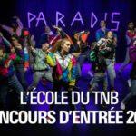 CONCOURS ÉCOLE DU TNB 2021