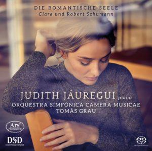 Judith Jáuregui album Schumann