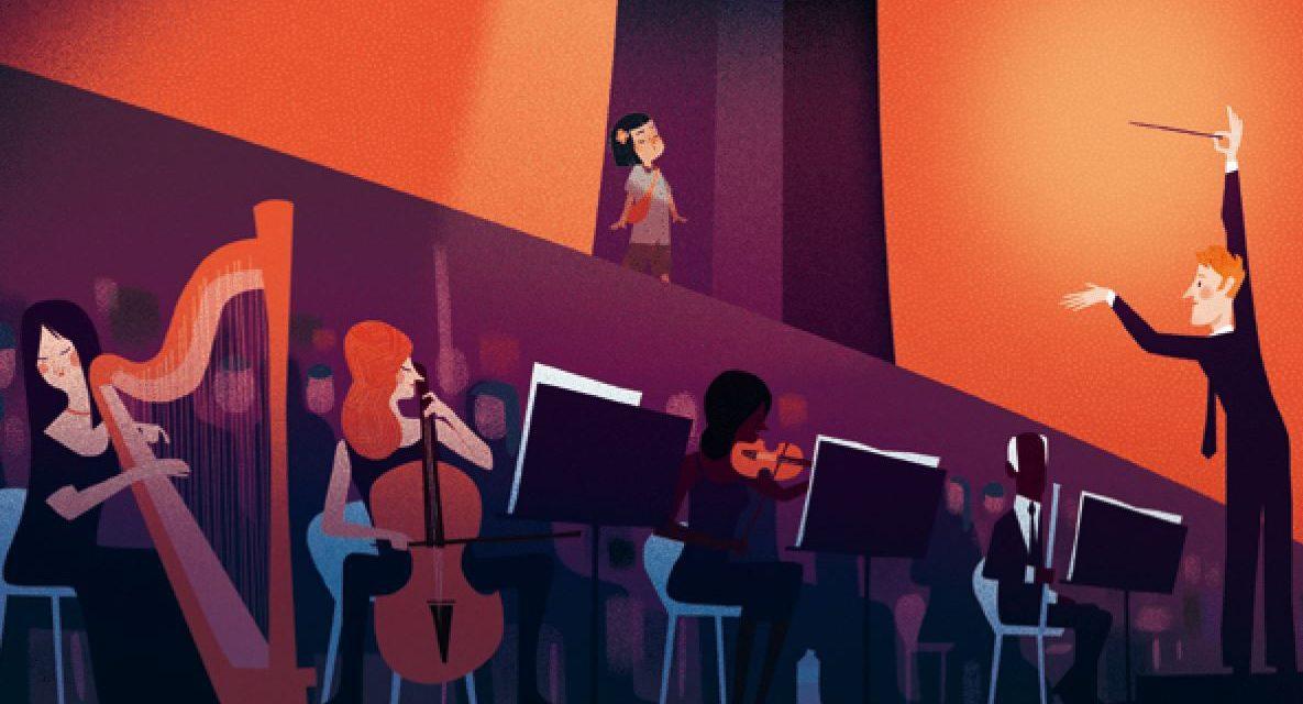 Un Noël artistique en trois contes musicaux pour enfants