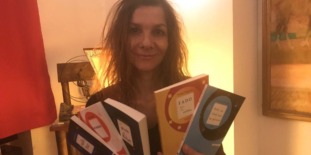 Virginie Paultes: la littérature dans la peau