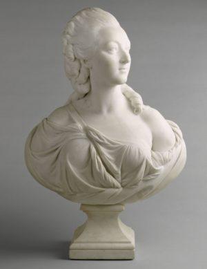 Comtesse Du Barry Augustin Pajou
