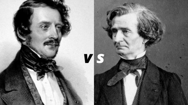11 février 1840 : Donizetti vs Berlioz, un régiment de polémiques