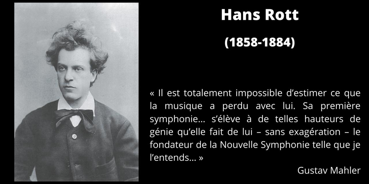 4 mars 1989 : Hans Rott, c'est de la dynamite !
