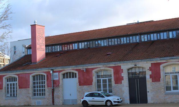 La Halle 38, une caserne reconvertie en lieu de résidences artistiques