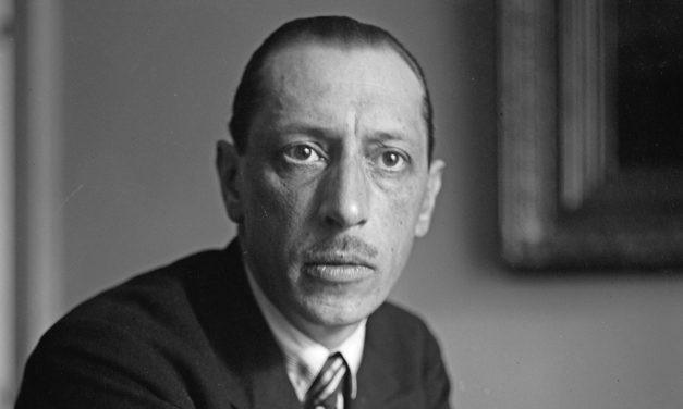 6 avril 1971 : 50 ans de la mort de Stravinski