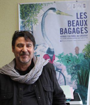Philippe Berthaud (crédits : Morgane Macé / Profession Spectacle)