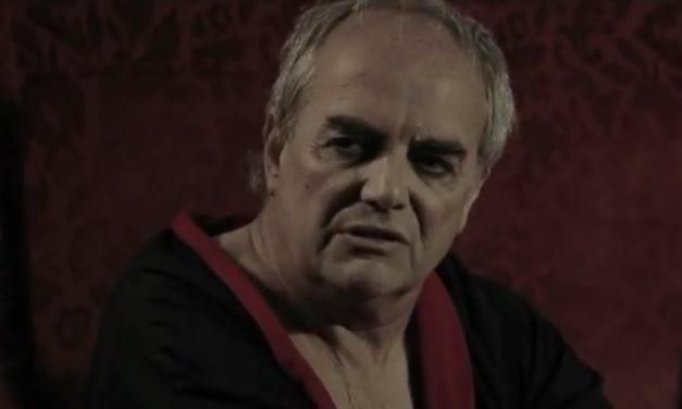 RIP. Le comédien Pierre Haudebourg, androgyne devenu vieux bourgeois, est mort