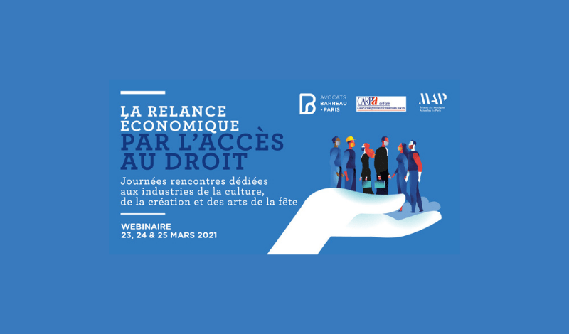 L'Ordre des Avocats de Paris et le Réseau MAP organisent une convention Culture & Droit