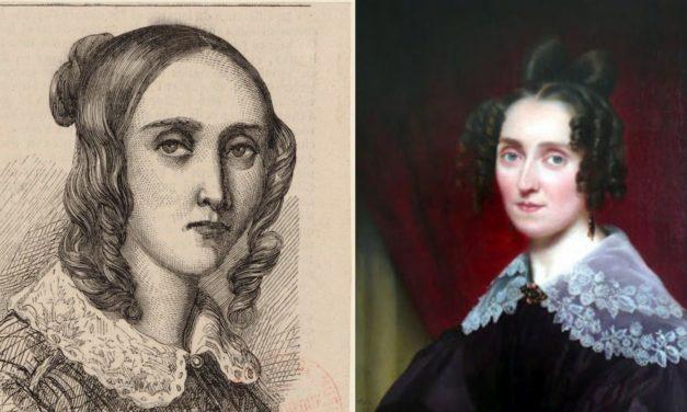 22 avril 1849 : une pionnière à l'honneur