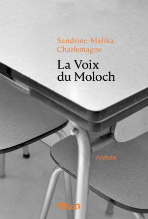 Sandrine-Malika Charlemagne La Voix du Moloch Velvet couverture