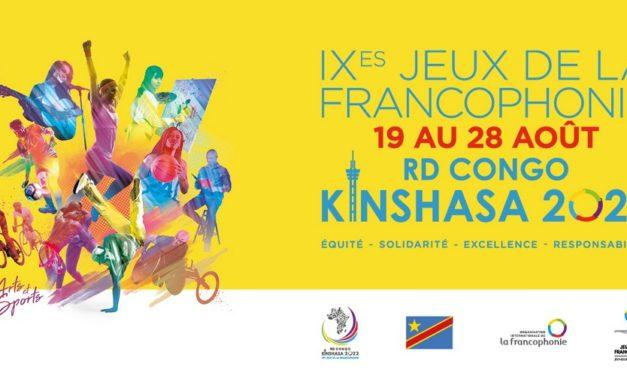 Participez à la 9e édition des Jeux de la Francophonie