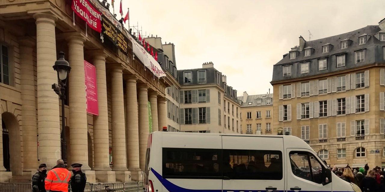 """Réouverture des théâtres: """"Les occupations vont continuer"""" affirme la CGT"""