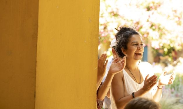 Aïda Nosrat – J'ai essayé le chant persan