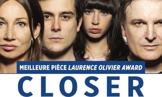 """""""Closer""""de Patrick Marber : le jeu de l'amour et du massacre arrive à Avignon"""