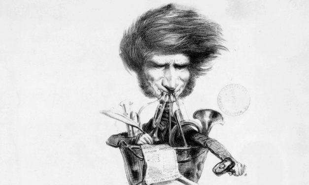 """10 septembre 1838 : Hector Berlioz et le naufrage de """"Malvenuto Cellini"""""""