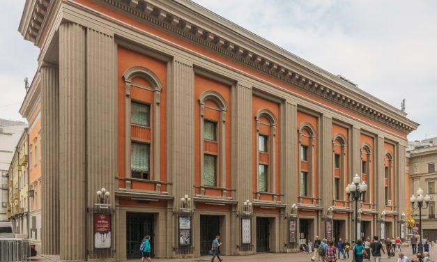 Petit état des lieux des théâtres et festivals en Russie sous la COVID-19