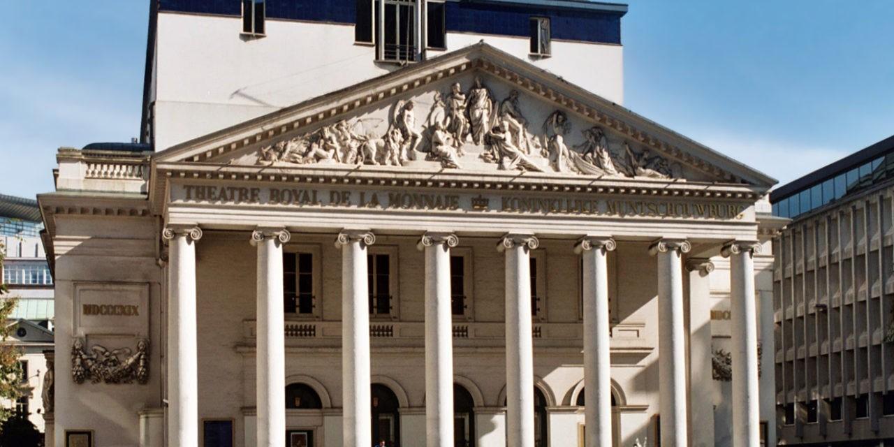 Bruxelles – La Monnaie recrute un Technicien d'éclairage expert – Opérateur GrandMA (h/f)