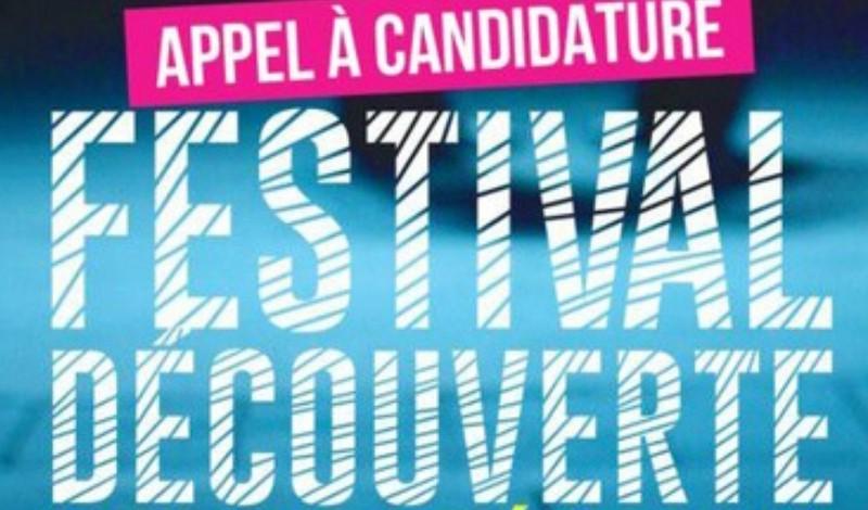 Appel à candidature festival Découverte de la création théâtrale